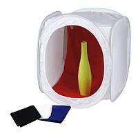 Лайткуб 75см, бестеневая палатка софтбокс лайт-куб