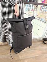 Рюкзак городской мужской-женский Roll Topl /Рюкзак для ноутбука / Рюкзак РолТоп