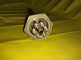 "Блок ТЭН медный 9.0 кВт./2.0"" дюйма / 380 В./ L-400 мм. производитель KAWAI, фото 4"