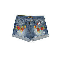 Детские шорты джинсовые для девочки, размер 13, 14, 15 лет.