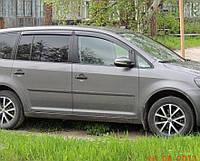 Дефлекторы окон, ветровики Volkswagen Touran II 2010