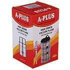 Термос пищевой из нержавейки A-PLUS 750 мл + ложка, фото 4