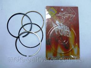 Кольца поршневые GY6-125 DELTA-110 0,25