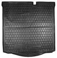 Коврик в багажник для Citroen C-Elysee (2012-) код 111155 Avto-Gumm