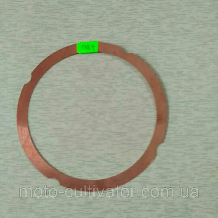 Прокладка головки цилиндра металлическая 178F  (6 л.с.)