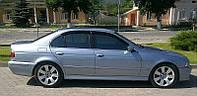 Дефлекторы окон, ветровики BMW 5 (E39) sd 1995-2003