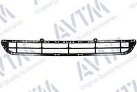 Решетка в бампер Hyundai Santa Fe III 12-16 средняя