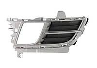 Решетка в бампер Mazda 6 (GH) 08-10 левая в сборе (кроме Sport) 4410 921
