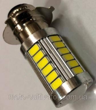 Лампа фары LED    3 уса  ( кукуруза )