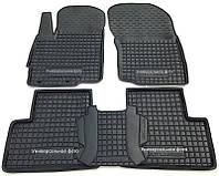 Коврики в салон для Mazda CX-5 2012-> черный, кт - 4шт  11221 Avto-Gumm