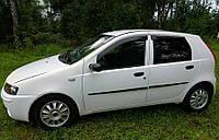 Дефлекторы окон, ветровики FIAT Punto II 1999-2003