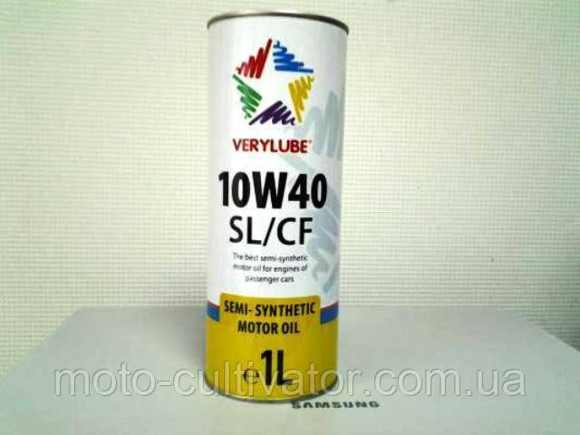 Масло ХАДО 4Т (полусинтетика) 10W40  1л (Veralube)