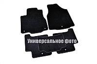 Коврики в салон ворсовые для Mercedes GL/ML164 (2006-2012) 5 мест /Чёрн, Premium  BLCVW1348, фото 1