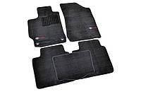 Коврики в салон ворсовые для Toyota Camry (2011-) /Чёрн, Premium BLCLX1613, фото 1