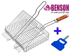 Решітка-гриль для пікніка BBQ Benson BN - 901
