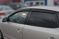 Дефлекторы окон, ветровики HYUNDAI i30 5d Hb 2007-