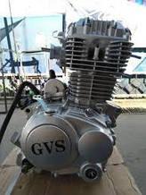 Двигатель на трёх-колёсник 200 куб с водяным охлаждением