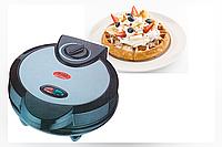 Вафельница для толстых бельгийских вафель в виде секторов Wimpex  WX-1059