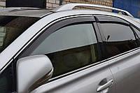 Дефлекторы окон, ветровики LEXUS RХ III 2010