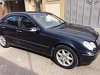 Дефлекторы окон, ветровики Mercedes Benz C-сlass Sd (W203) 2000-2006, фото 1
