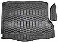 Коврик в багажник для Mercedes CLA (C117) (2014>)  код товара: 111553 Avto-Gumm