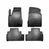 Коврики в салон для BYD S6 черный, кт - 4шт 11416 Avto-Gumm