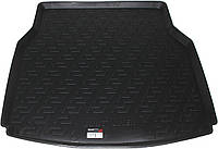 Коврик в багажник для Mercedes-Benz C (S203) UN (01-07) полиуретановый 127030301, фото 1