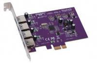 Sonnet Allegro USB 3.0 PCIe Card 4 ports (USB3-4PM-E)