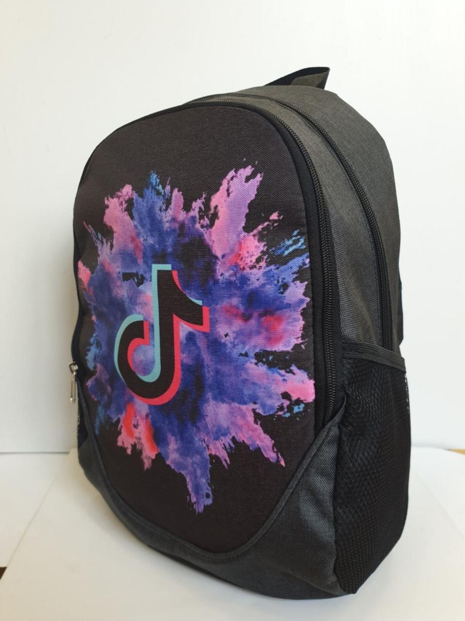 Рюкзак молодежный городской TikTok