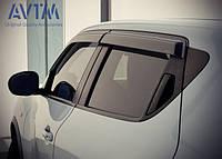 Дефлекторы окон, ветровики Nissan Juke 2012-, H08001KA00, фото 1