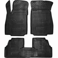 Коврики в салон для Chevrolet Tracker 2013- черный, кт - 4шт 11383 Avto-Gumm