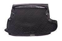 Коврик в багажник для Mitsubishi Outlander XL саб.(07-12) полиуретановый 108010301, фото 1