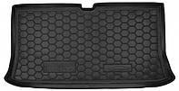 Коврик в багажник для Nissan Micra (2003>)  код 211321  Avto-Gumm