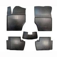 Коврики в салон для Citroen C4 2010- черный, кт - 4шт 11143 Avto-Gumm