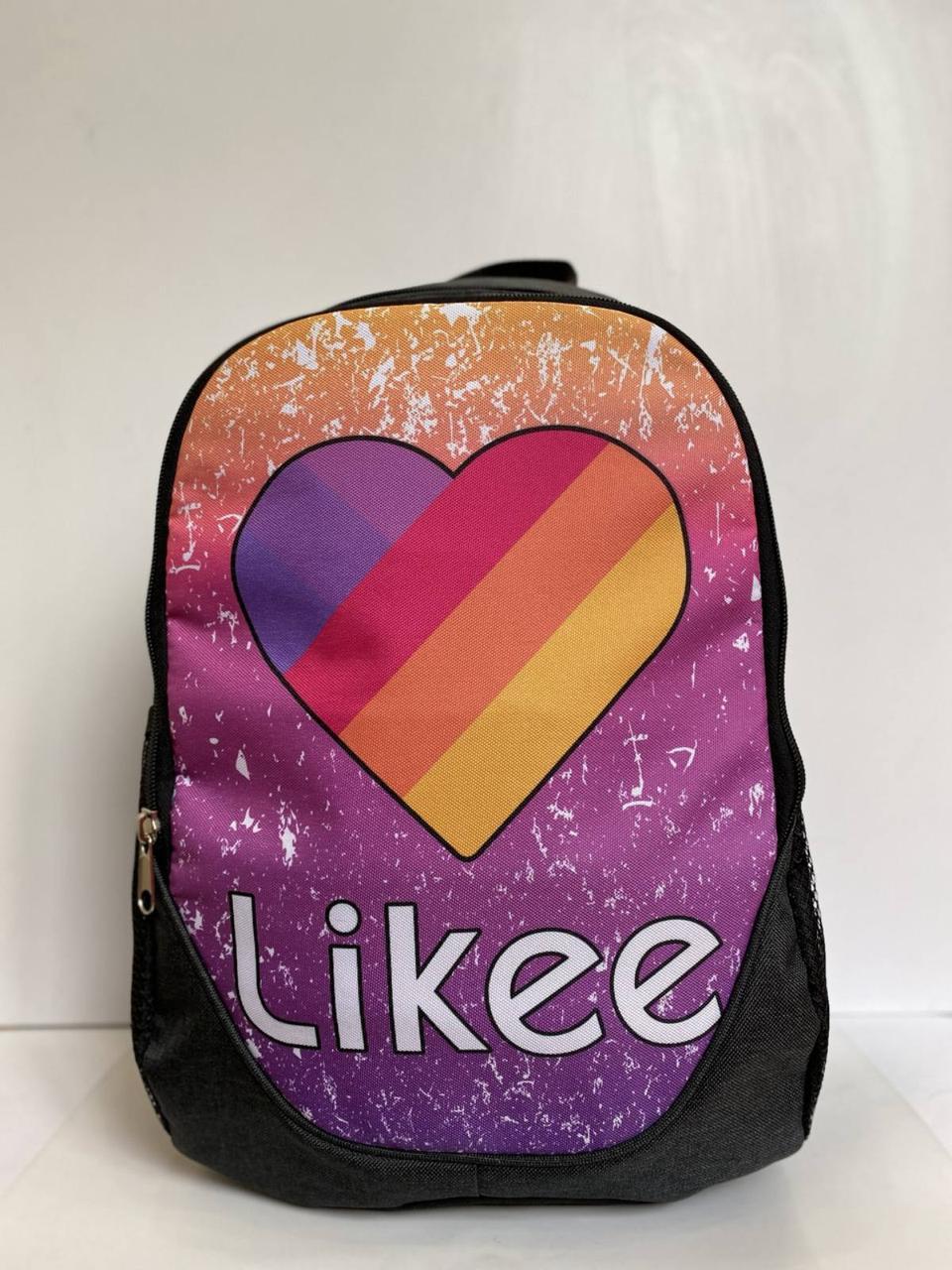 Рюкзак молодежный городской Likee