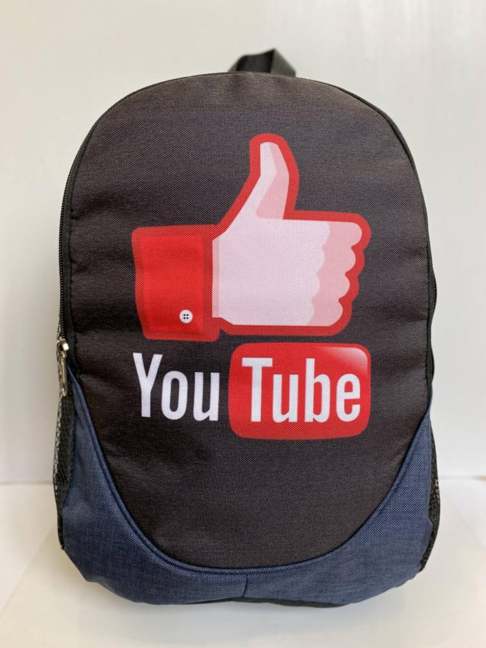 Рюкзак молодежный городской You Tube