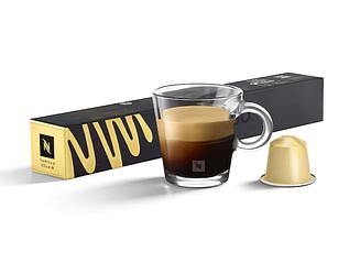 Кофе в капсулах Nespresso Vanilla Eclair 6 тубус, Швейцария Неспрессо