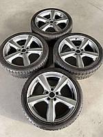 Дискы диски + шини, Колеса в зборі Форд Рено Вольво Рендж Ровер R18 Ford Renault Volvo Range Rover