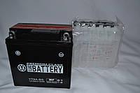 Аккумулятор 12V 9Ah кислотный высокий (135х75х137) YT9A-BS BATTERY, фото 1
