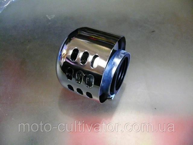 Фильтр воздушный нулевик с колпаком Ǿ35мм