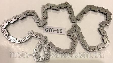 Цепь распредвала GY6-80 (2*3-82L)