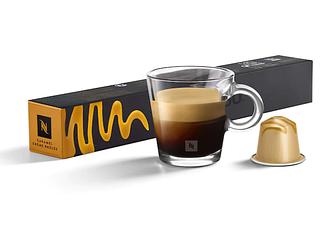 Кофе в капсулах Nespresso Caramel Creme Brulee 6 тубус, Швейцария Неспрессо