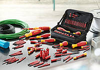 Изолированный инструмент Wiha VDE — специально для электриков