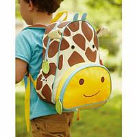 "Детский рюкзак Skip Hop ОРИГИНАЛ! детский рюкзак. Рюкзак ""Жираф"""