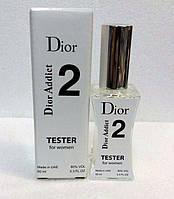 Тестер женской туалетной воды Christian Dior Addict 2 (Диор Аддикт 2), 60 мл