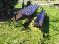 """Лавка-стіл """"трансформер"""", фото 1"""