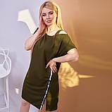 Женское платье,размеры:48-50,52-54,56-58., фото 3