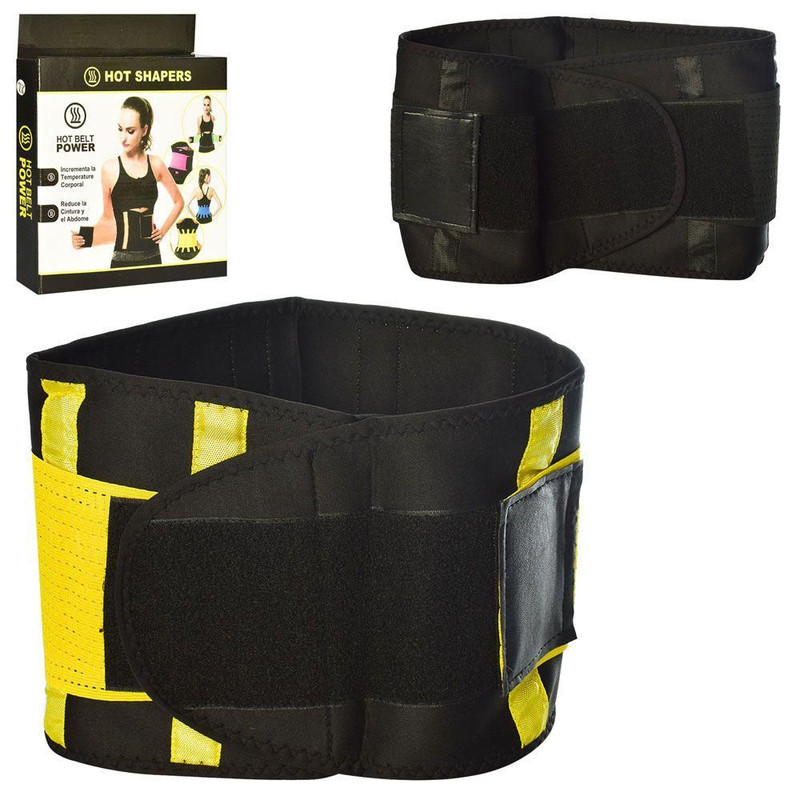Пояс для похудения Hot Shapers Power Belt XL