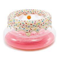 Надувной центр Пончик 9-18 мес Intex 48476