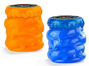 """В'язка маса """"Mega Stretch Slime"""" 2 банки 600г"""
